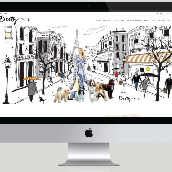 Besty E-Commerce Website, White Canvas Design, Website Development, E-Commerce Websites, Mobile App Development, Graphic Design, Strategic Marketing, Perth Western Australia, Marketing Support, Websites, Website Design