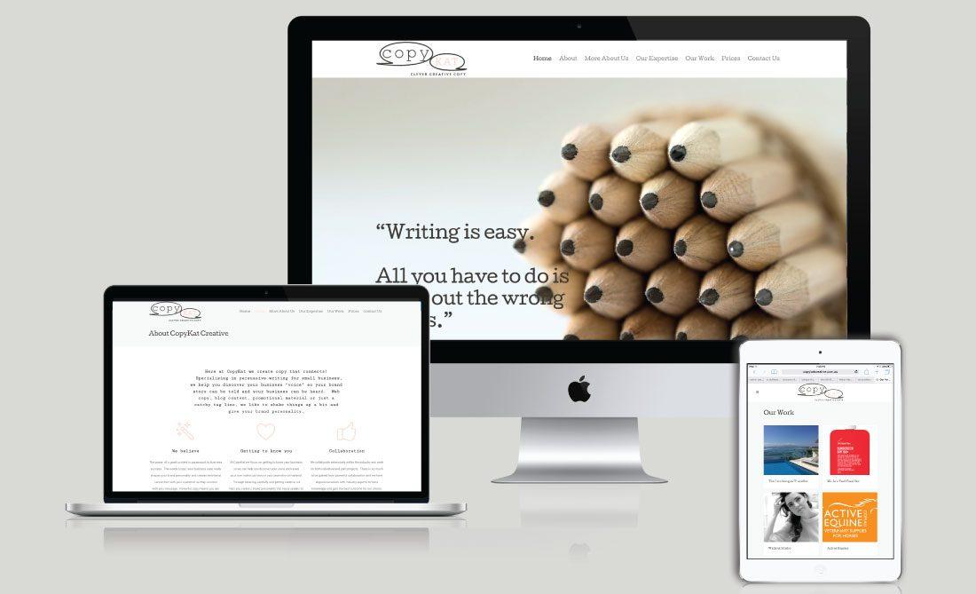 CopyKat Creative Website Development, White Canvas Design, Website Development, E-Commerce Websites, Mobile App Development, Graphic Design, Strategic Marketing, Perth Western Australia, Marketing Support, Websites, Website Design